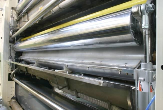 400 Line Crest 400 Glue Machine