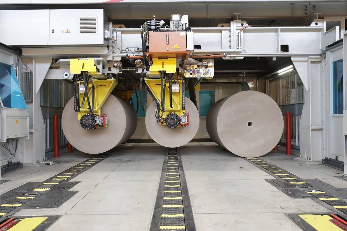 400 Line Link M3 400 Splicer/Roll Stand