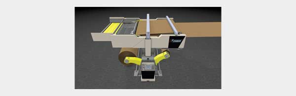 Compact Line PaperLink Splicer/Roll Stand